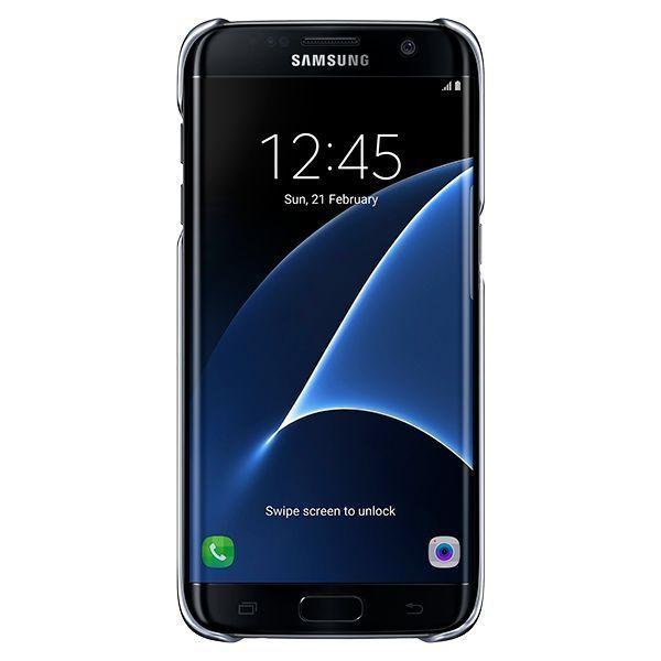 Mobilfodral Samsung Galaxy S7 EF-QG935C 5.5 Svart