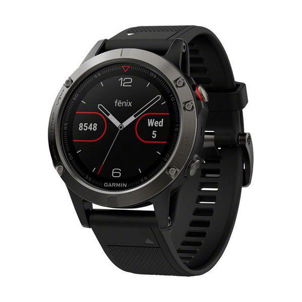 smartwatch-garmin-fenix-5-12-gps-vattentat-10atm-glonass-black