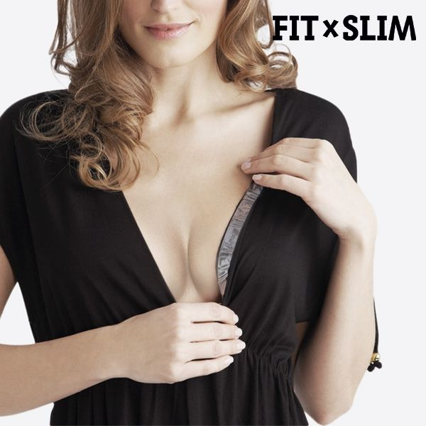 Självhäftande dekolletagetejp Fashion Securitape Fit X Slim (60 st)