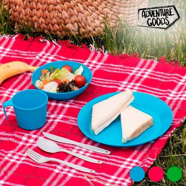 Picknickset (6 delar)
