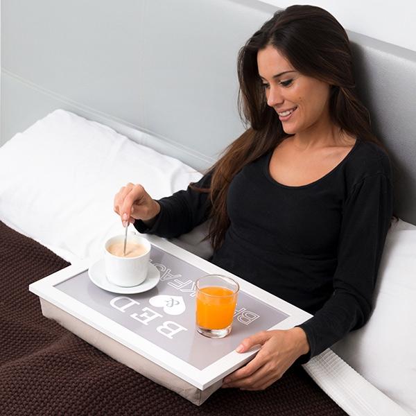 Bed & Frukost kuddbrickan