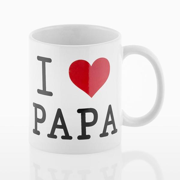 Mugg I love Papa 2st