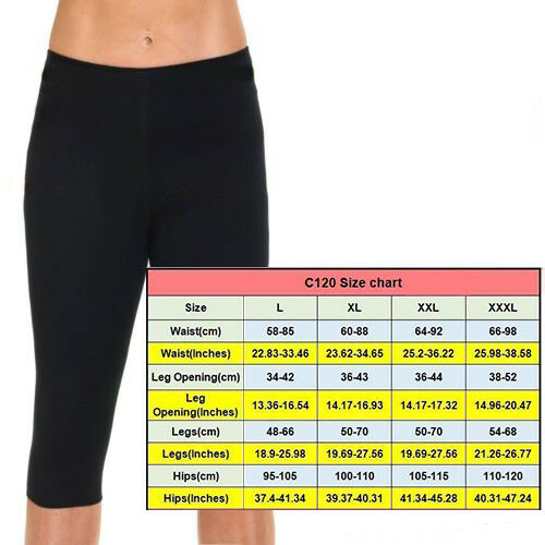 slimming-thermo-capris-byxor-sauna-hot-body-shaper-l