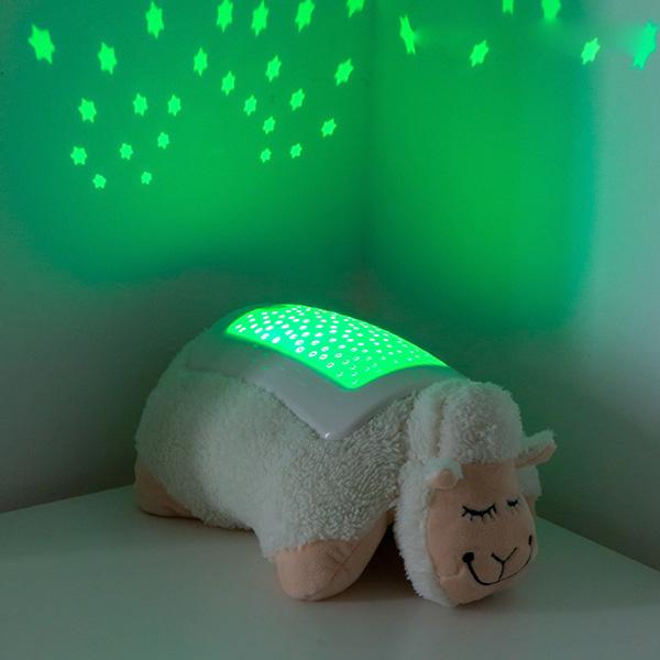 Kudde LED får