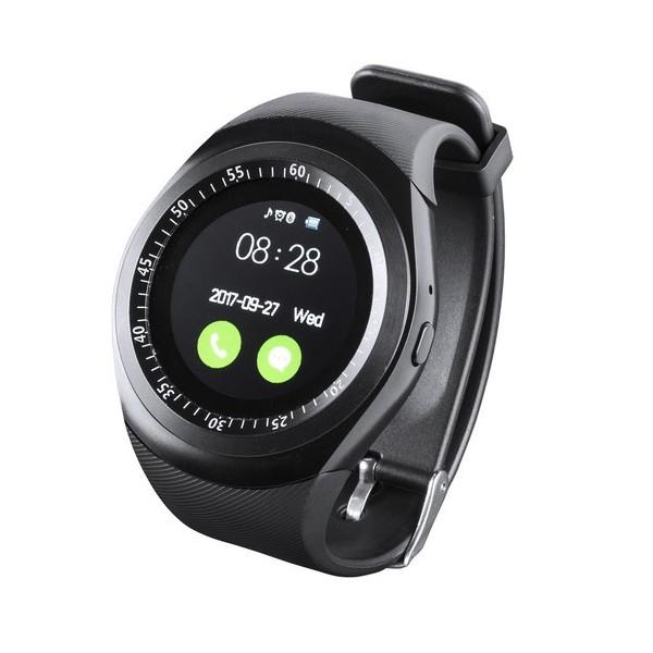 """Smartklocka 1,22"""" LCD Bluetooth"""