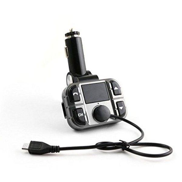 MP3-spelare och FM-sändare till bilen