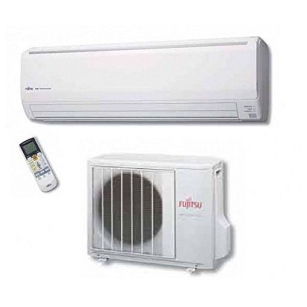 Luftkonditionering Fujitsu Split Kall + varm