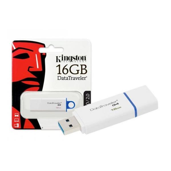 Minnessticka Kingston DTIG4 16 GB USB 3.0
