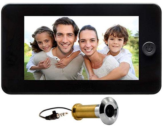 Elektroniskt dörröga HT-DM28