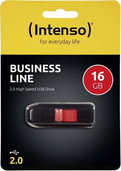 USB-minne Business Line 16 GB Svart