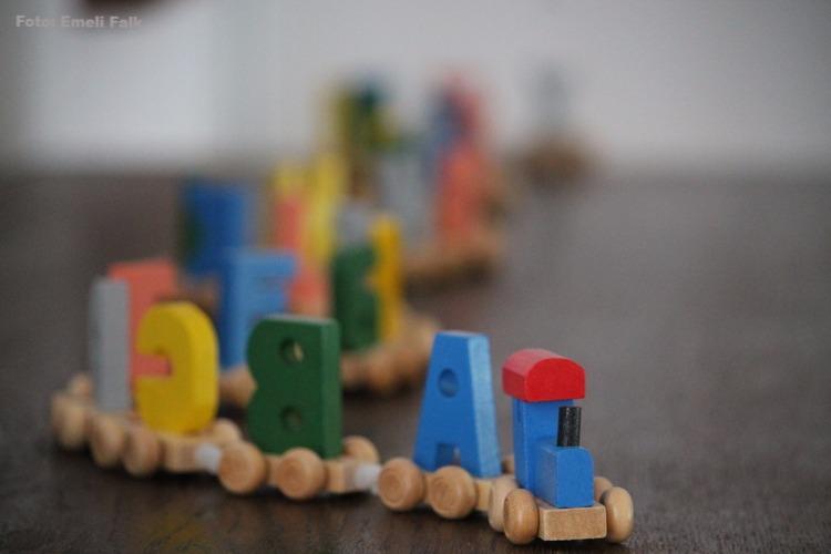 ABC tåg