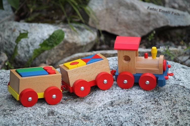 Kloss tåg