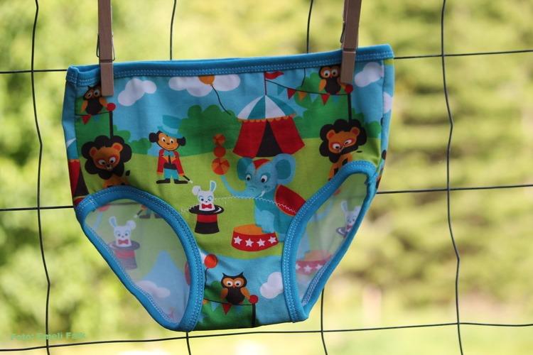 Unisex underkläder, cirkus