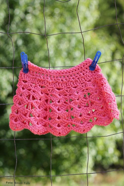 Halskrage rosa
