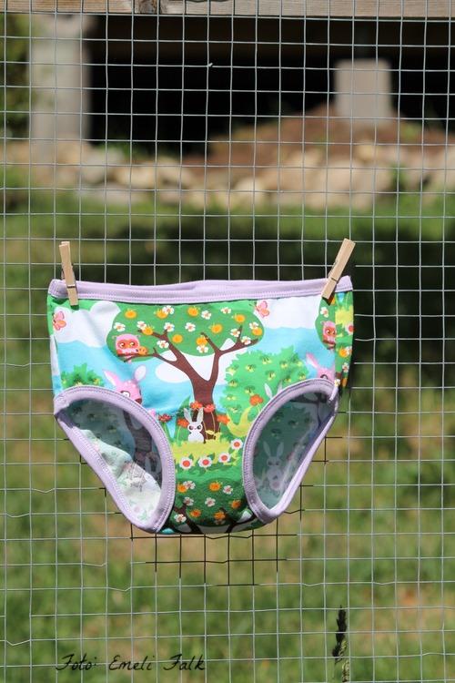 Unisex underkläder, skogsglänta