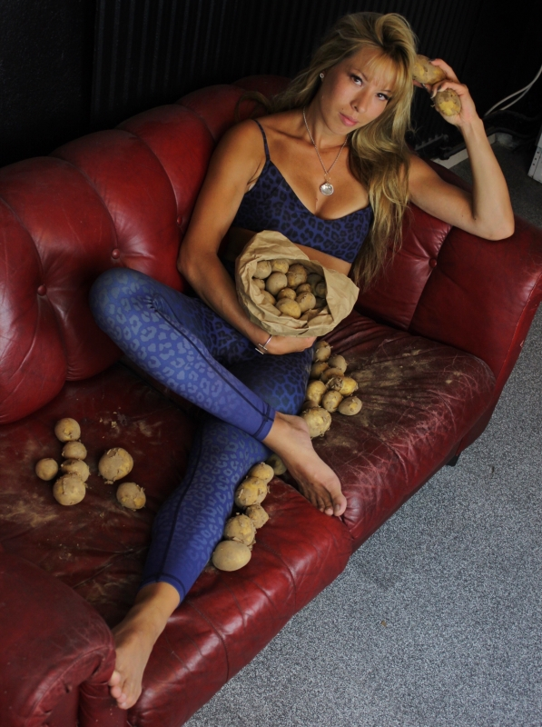 I form med gröt & potatis!