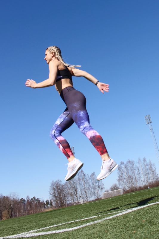 LUCKA 2: Vie active Rockell leggings