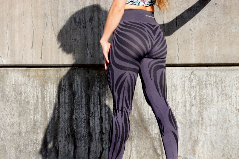 Wild leggings från Yogasearcher