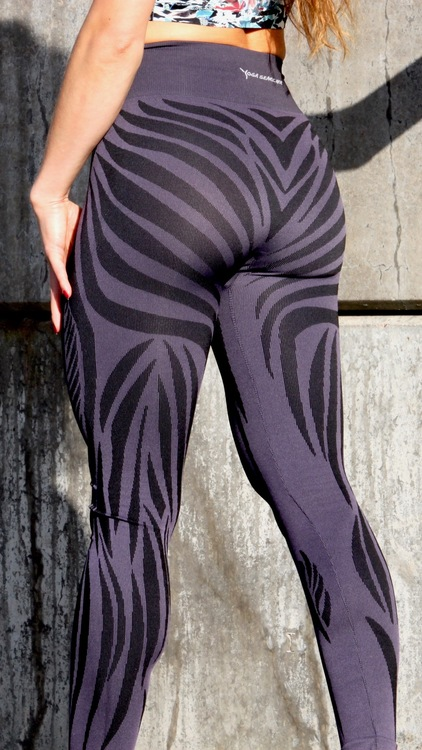 Wild leggings, Grå