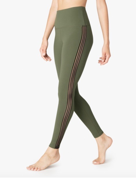 Beyond yoga, Sheer illusion leggings
