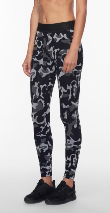Koral knockout leggings Black camo