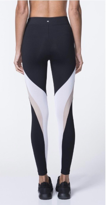 Koral activewear, Frame legging bisque