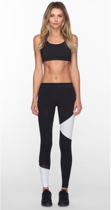 Koral activewear, Glacier leggings
