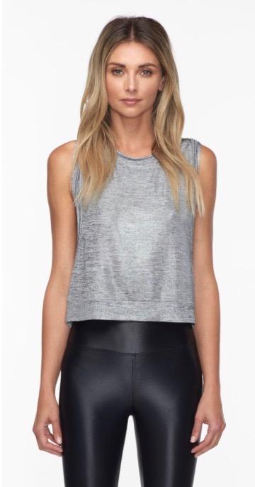 Koral activewear, Deanna Crop top