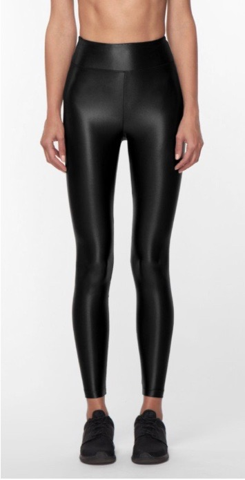 Koral activewear, Lustrous high rise leggings Black