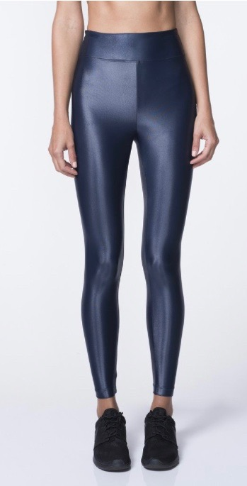Koral activewear, Lustrous highrise leggings Midnight blue