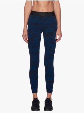 Koral knockout leggings, Midnight blue