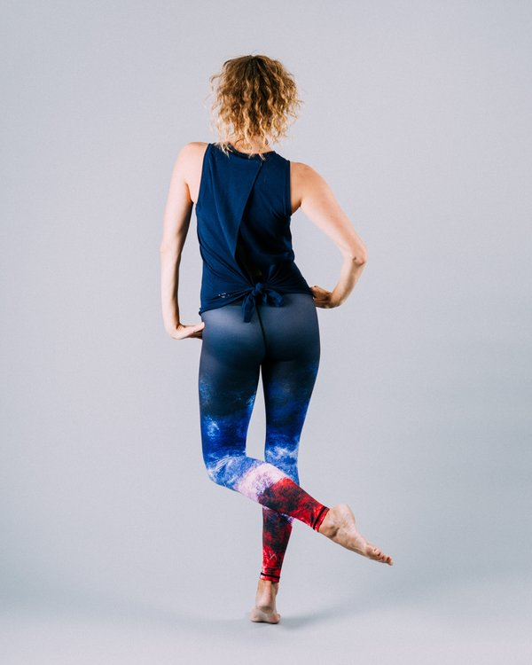 Vie active, Rockell leggings Ocean