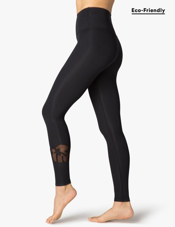 Beyond yoga, Take leaf high waisted leggings