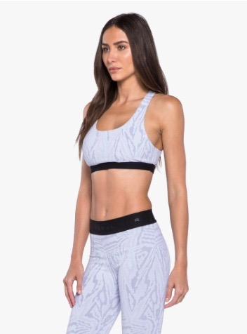 Korals activewear, Tax Galaxy sport bra