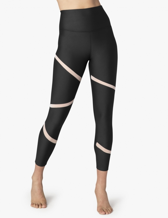 Beyond yoga, Perfect illusion high waisted leggings