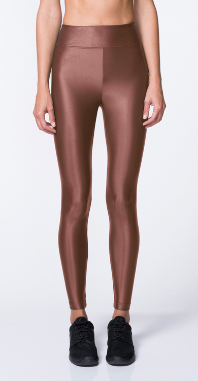 Koral activewear, Lustrous high rise leggings Copper