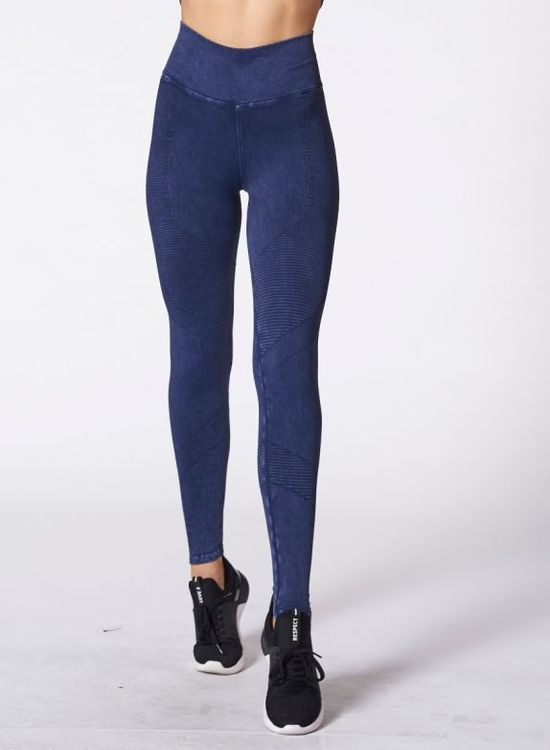 NUX, One by one legging Crown blue
