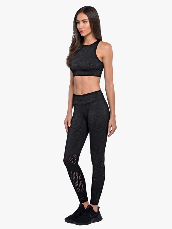 Koral activewear, Drive High-rise leggings Black