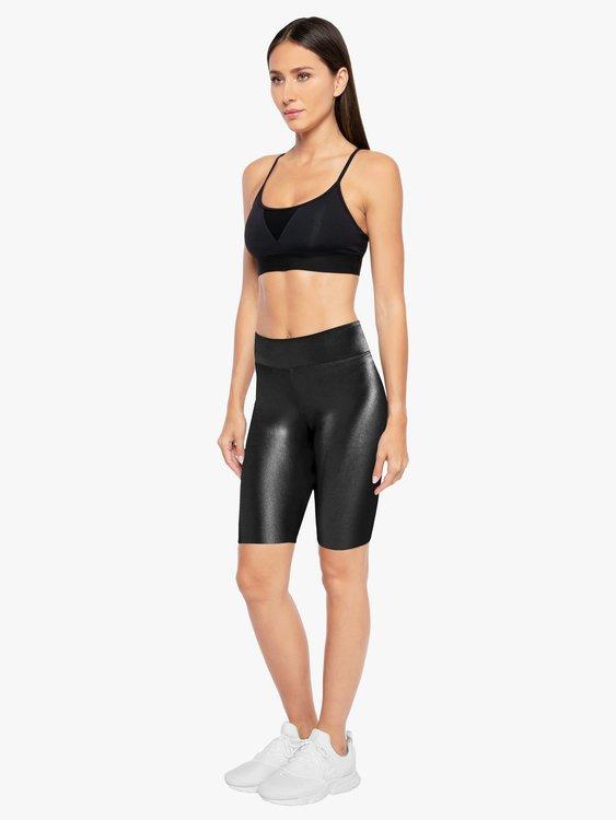 Koral activewear, Densonic Biker shorts