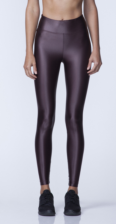 Koral activewear, Lustrous high rise leggings Bordeaux