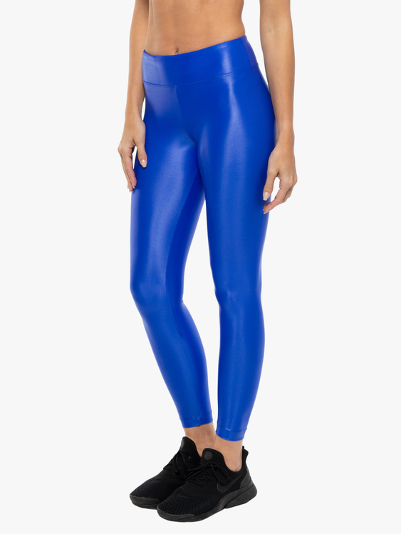 Koral activewear, Lustrous high rise leggings Royal Blue