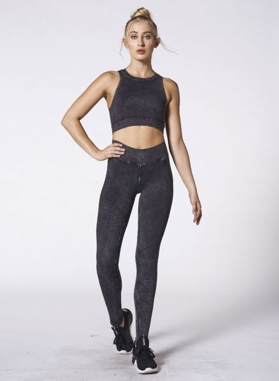 NUX, One by one legging Mineral wash