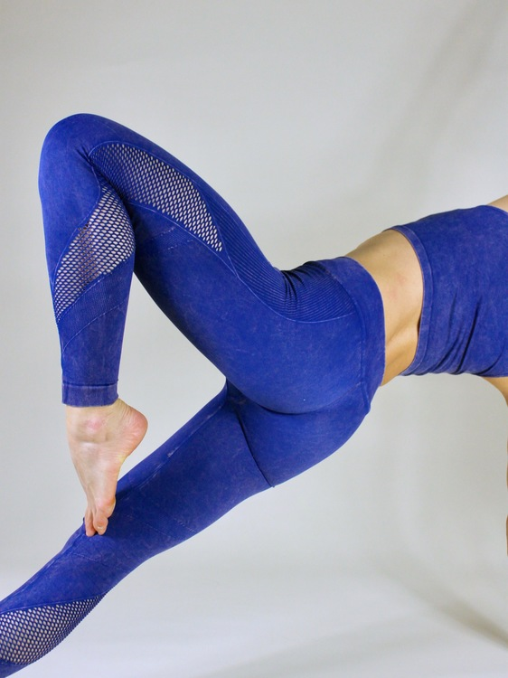 NUX, Network legging Mineral wash