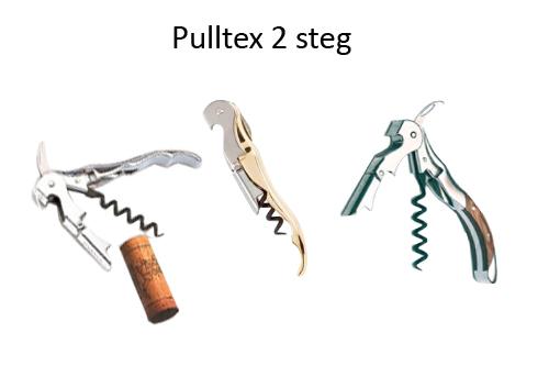 korkskruvar 2stef pulltex