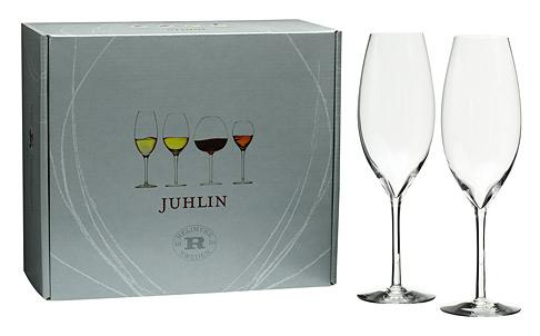 Champagneglas Richard Juhlin 2-pack från Reijmyre