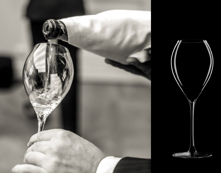Grand Champagneglas 41 cl  från Lehmann