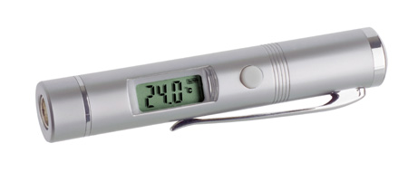 Infraröd vintermometer