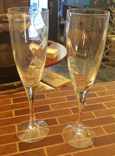 Smart Kosta boda Chateau champagneglas - Vinkällarbutiken RB24