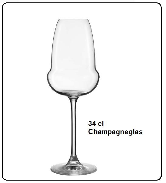 Champagneglas LEHMANN OENOMUST