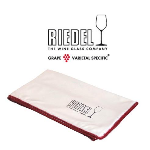 Microfiberduk för vinglas från Riedel